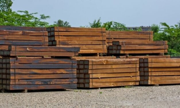 Can I Use Railway Sleepers For A Shed Base? (All You Need To Know)