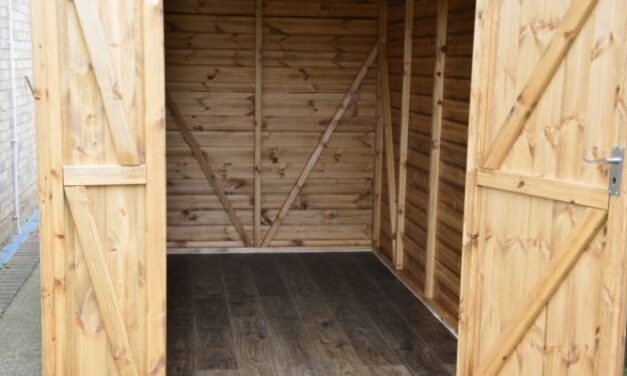 How Close Can You Have A Shed To Your House? (Explained)